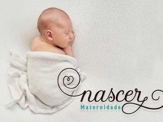 Logomarca maternidade clinica pediatrica